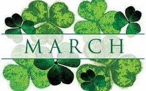 March clovers image