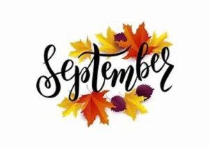 september leaves